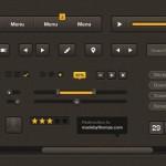 Butterscotch – Modern Web UI Kit