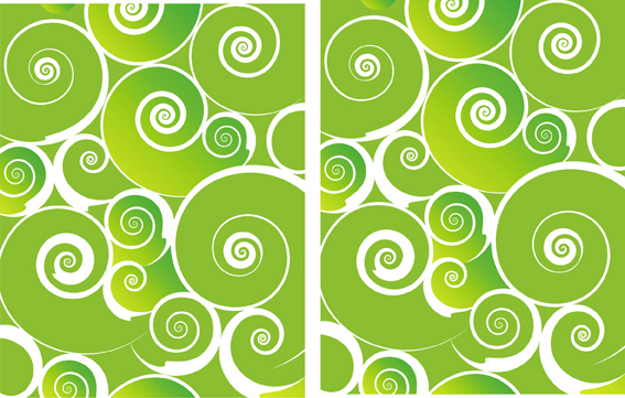 Free Green Abstract Swirls Background - TitanUI Green And White Swirl Backgrounds