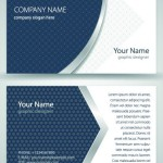 Simple Business Cards Vector 03