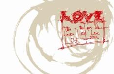 Vector Doodle Love 04