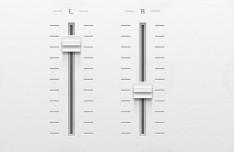 Volume Equalizer UI