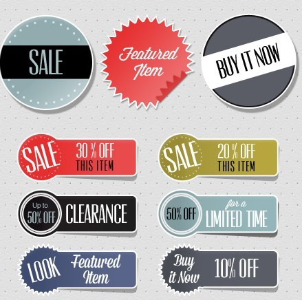 free ecommerce sticker template psd titanui