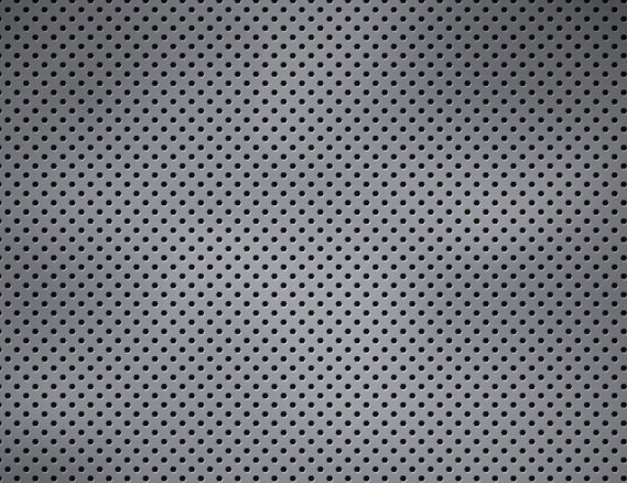 Free Vector Metal Background Texture With Round Holes 01 ...