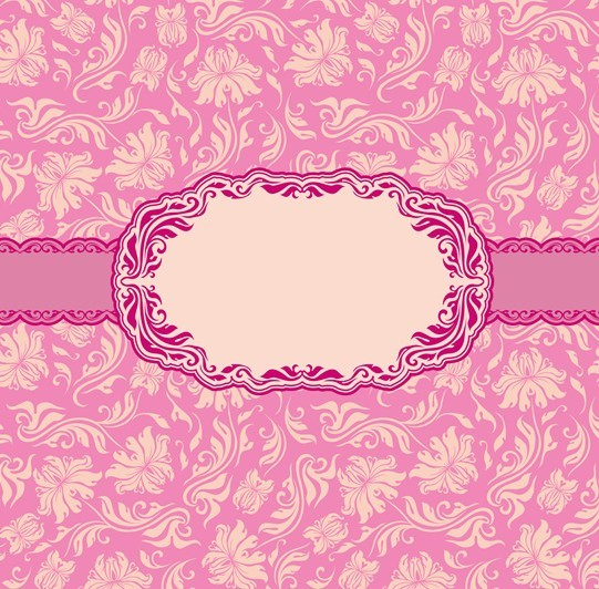 Free vintage heraldic imperial frame vector 03 titanui for Border lace glam