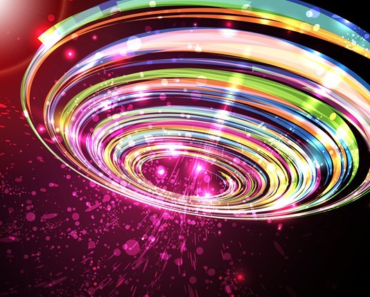Colorful Abstract Pictures Colorful Abstract Circles