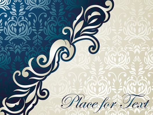 Free Noble and Elegant Invitation Card Cover Design Vector 01 – Invitation Card Design Free