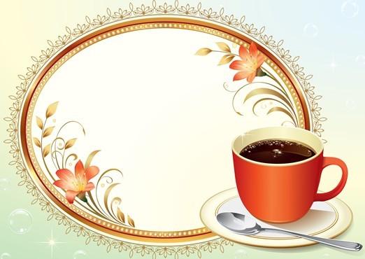 Free Vector Retro Coffee Shop Menu Cover Design 04 - TitanUI