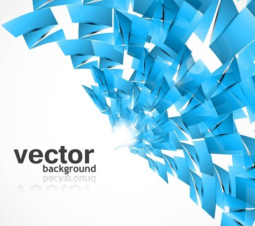 Free Fashion Abstract Vector Background 19 - TitanUI