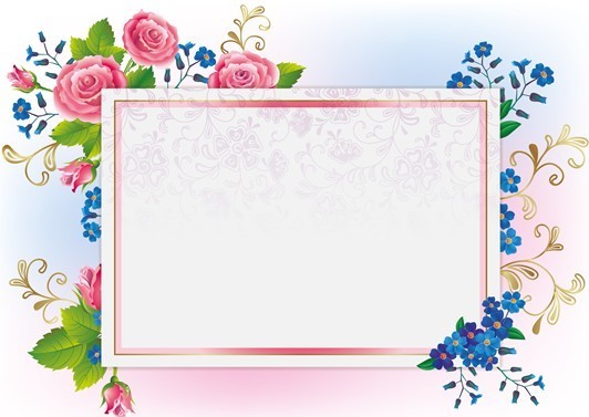 Free Colorful Vector Floral Banners 01 - TitanUI