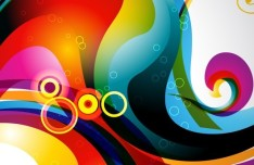 Fantastic Creative Vector Background 08