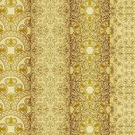 Vector Vintage Invitation Cards with Golden Lace Backgrounds 02