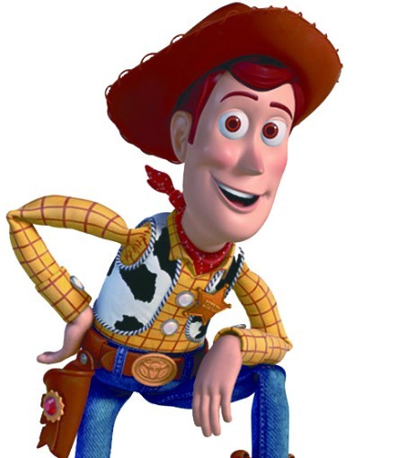 Free Toy Story Woody Layered PSD 01 - TitanUI