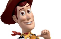 Toy Story Woody Layered PSD 02