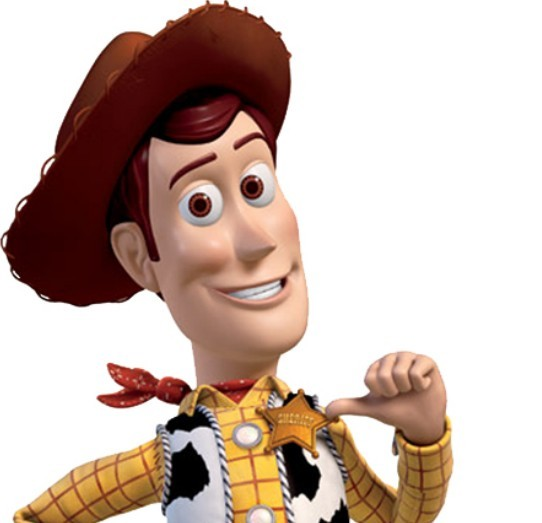 Free Toy Story Woody Layered Psd 02 Titanui