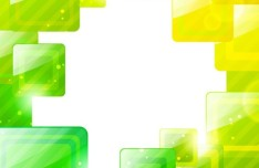 Fresh Candy Abstract Vector Background 02
