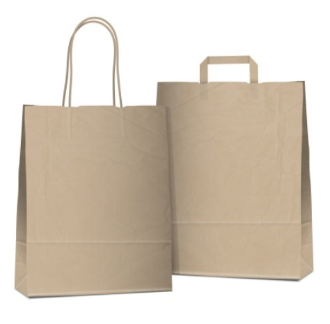 Shopping Bags Design Template Bag Design Template 04