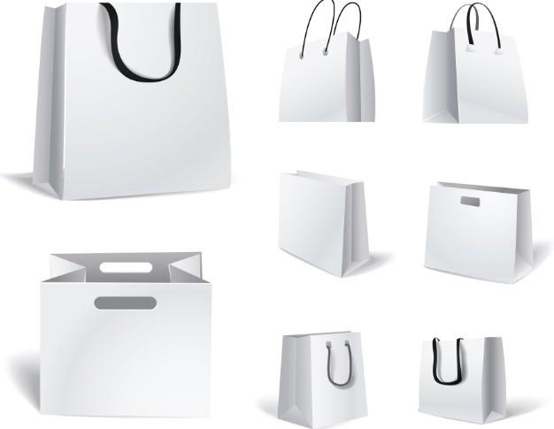 Bag Design Template 06 Paper Ai