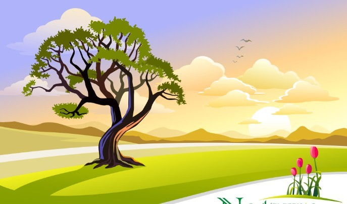 Animated images of nature - photo#25