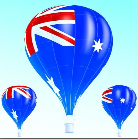 how to draw australian flag illustrator
