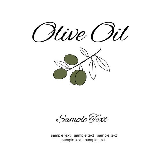 free vector olive oil labels and logos 04