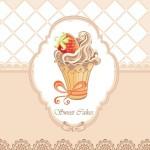 Elegant Vintage Restaurant Menu Vector Design 02