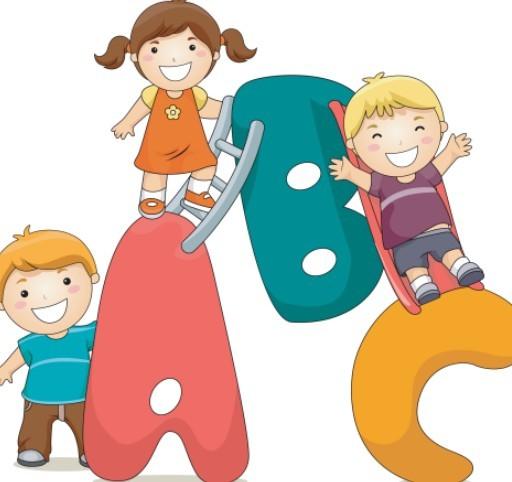 free cute cartoon kids vector illustration 04 titanui