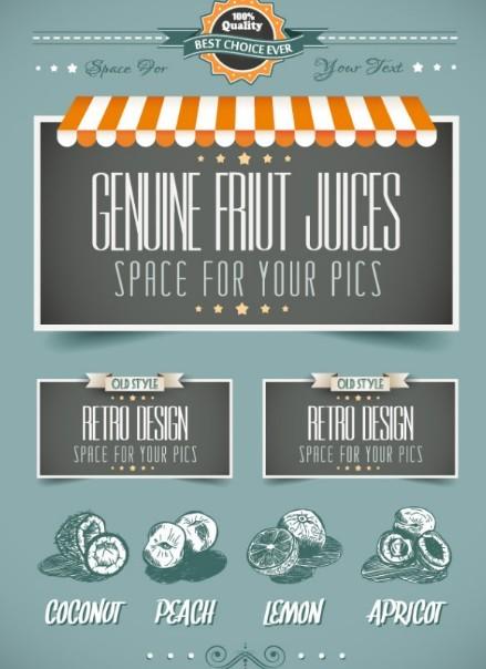 free vintage poster templates - Free Poster Design Templates