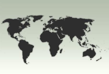Free simple dark world map psd titanui gumiabroncs Images