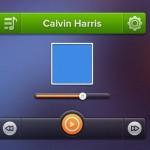 Music Player Widget UI PSD