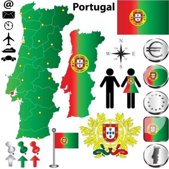 Portugal Animal Symbol