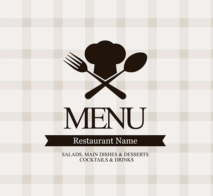 Free Restaurant Logo Design Templates free vector clean restaurant ...