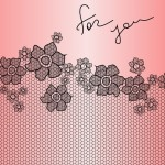 Vector Old Lace Background 03