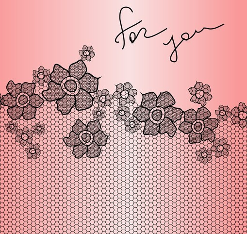 Free Vector Old Lace Background 03 - TitanUI