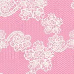 Vector Old Lace Background 04