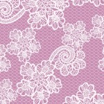 Vector Old Lace Background 05