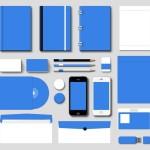 Corporate Branding PSD Mockup