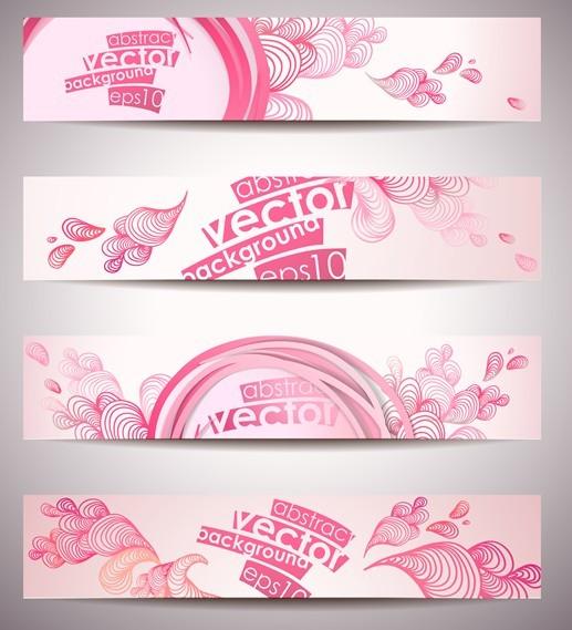 banner vector design free download
