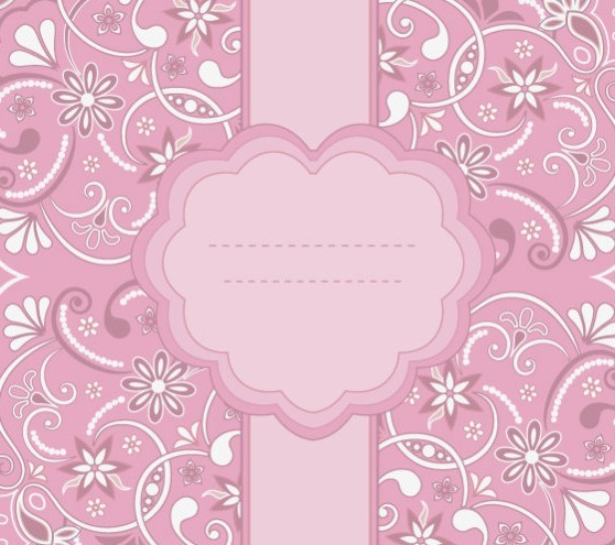 pink background patterns hd