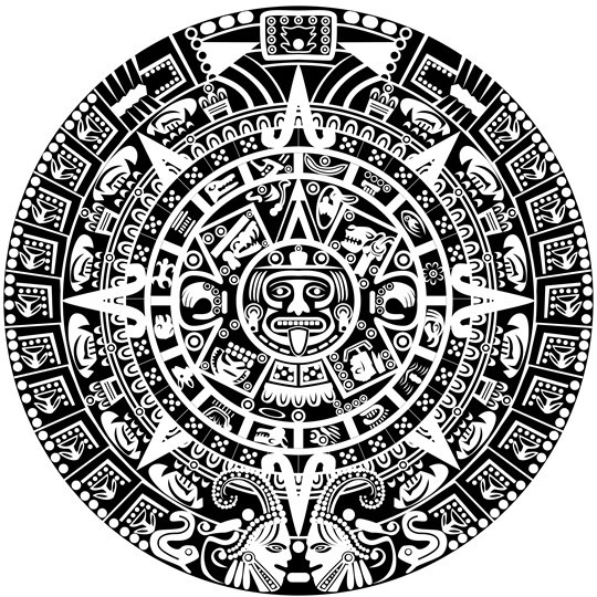 Ancient Patterns Free Vector Black And White Egypt 01