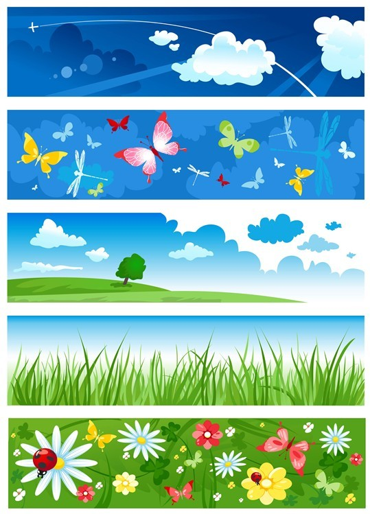 Happy Summer Holidays Banner Summer Holiday Banners