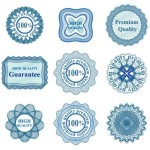 Set Of Vector Guilloche Rosettes Quality Decorative Elements 04