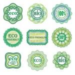 Set Of Vector Guilloche Rosettes Quality Decorative Elements 05