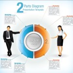 Vector Business Infographic Design Elements 03