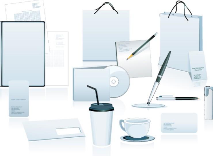 identity design template gallery - templates design ideas, Powerpoint templates