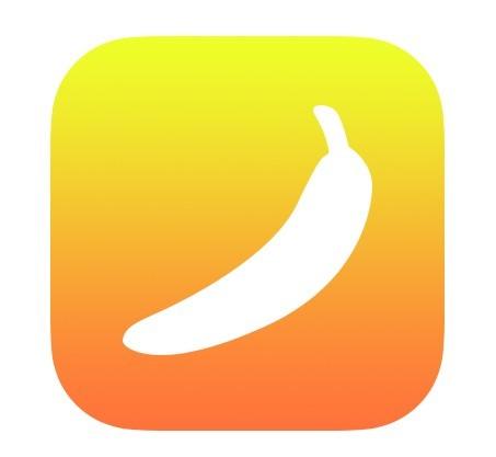 Free New iOS 7 Style Orange App Icon PSD - TitanUI
