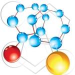 Vector Molecular Compound 02
