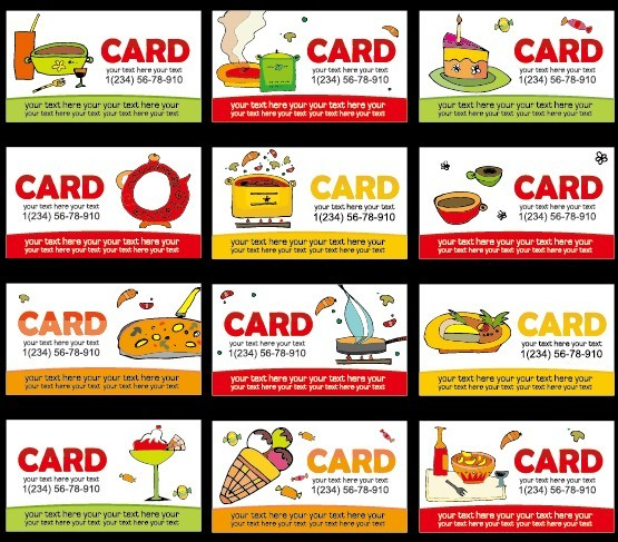Food business cards templates free choice image business cards ideas food business cards templates free images business cards ideas food business cards templates free images business accmission Gallery