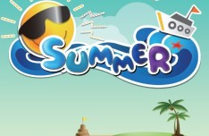 Summer Holiday 2014 Free Design Resources