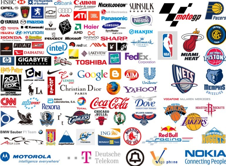 Free collection of world 39 s best brands and logos vector for American cuisine movie download