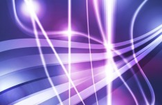 Shiny Abstract Lines Background Vector 01
